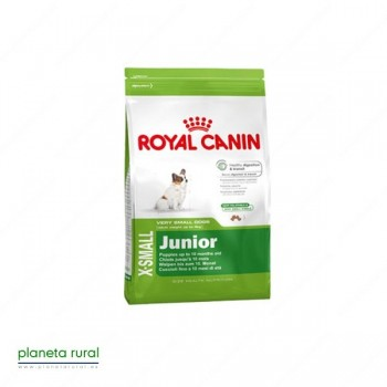 ROYAL CANIN SIZE X-SMALL JUNIOR 1.5 KG