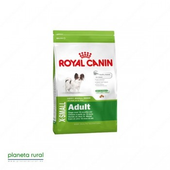 ROYAL CANIN SIZE X-SMALL ADULT 3 KG