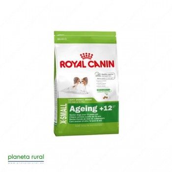 ROYAL CANIN SIZE X-SMALL AGEING +12 1.5 KG