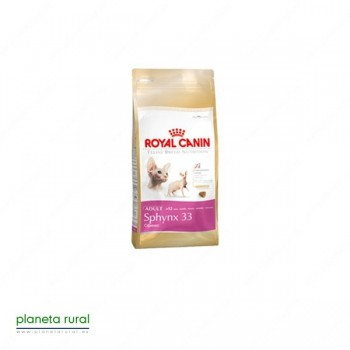 ROYAL CANIN FELINE BREED SPHYNX 33 500 G