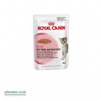 ROYAL CANIN HUMEDO KITTEN INSTINCTIVE 12 85 G