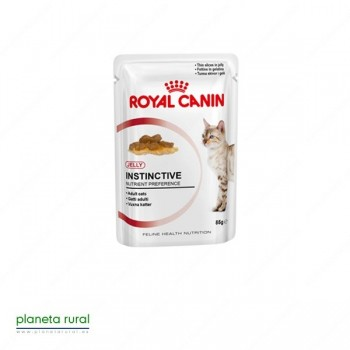ROYAL CANIN HUMEDO INSTINCTIVE IN JELLY 85 G