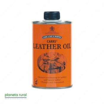 CARR y DAY ACEITE P/CUERO LEATHER-OIL 300ML.