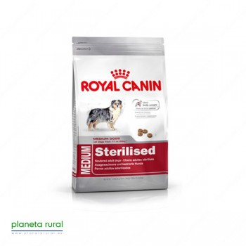 ROYAL CANIN SIZE MEDIUM STERILISED 3 KG