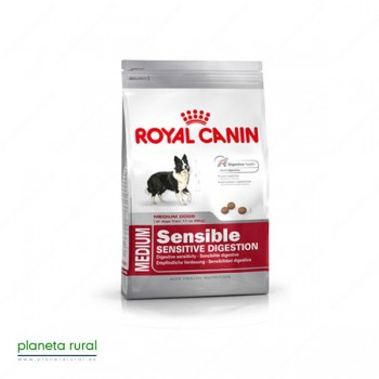 ROYAL CANIN SIZE MEDIUM SENSIBLE 15 KG