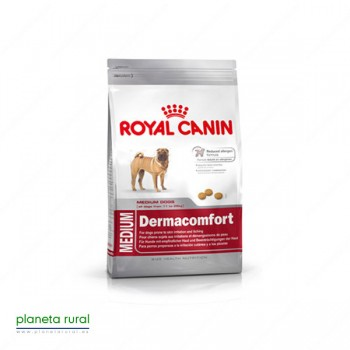 ROYAL CANIN SIZE MEDIUM DERMACONFORT 3 KG