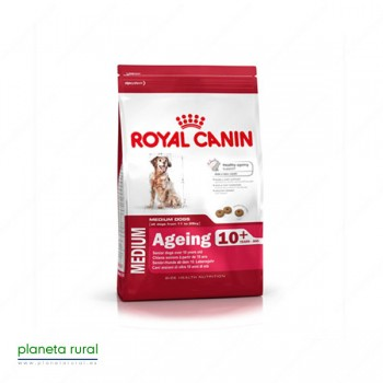 ROYAL CANIN SIZE MEDIUM AGEING +10 15 KG