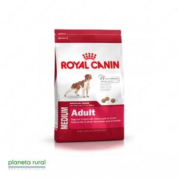 ROYAL CANIN SIZE MEDIUM ADULT 15+3 KG