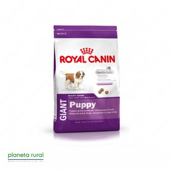 ROYAL CANIN SIZE GIANT PUPPY 15 KG