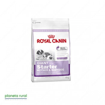 ROYAL CANIN SIZE GIANT STARTER 4 KG