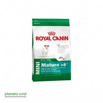 ROYAL CANIN SIZE MINI MATURE +8 4 KG