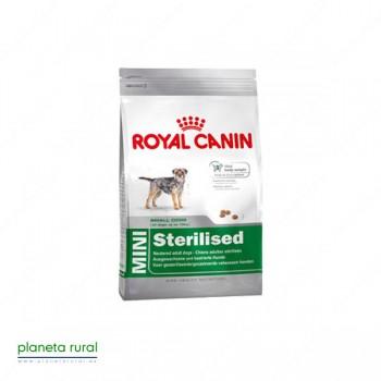 ROYAL CANIN SIZE MINI STERILISED 8 KG