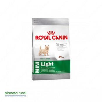 ROYAL CANIN SIZE MINI LIGHT 4 KG