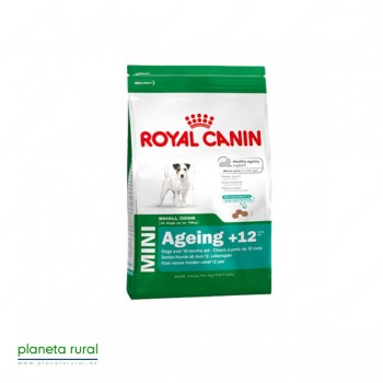 ROYAL CANIN SIZE MINI AGEING +12 1.5 KG