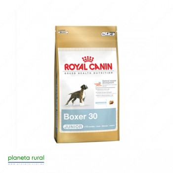ROYAL CANIN BREED BOXER JUNIOR 30 12 KG