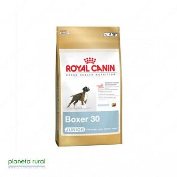 ROYAL CANIN BREED BOXER JUNIOR 30 12 KG