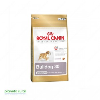 ROYAL CANIN BREED BULLDOG JUNIOR 30 12 KG