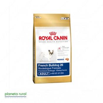ROYAL CANIN BREED BULLDOG FRANCES 26 1 KG