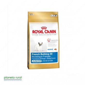ROYAL CANIN BREED BULLDOG FR.JUNIOR 30 10 KG