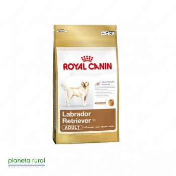 ROYAL CANIN BREED LABRADOR RETR. 30 12+2 KG