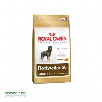 ROYAL CANIN BREED ROTTWEILER 26 3 KG