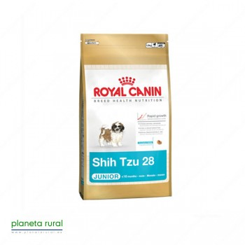 ROYAL CANIN BREED SHIH TZU JUNIOR 28 500 GR