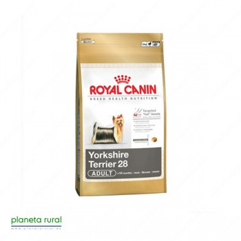 ROYAL CANIN BREED YORKSHIRE 28 3KG