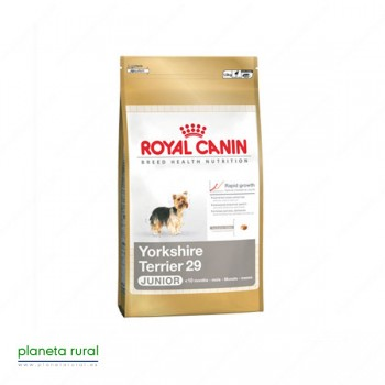 ROYAL CANIN BREED YORKSHIRE JUNIOR 29 1.5 KG