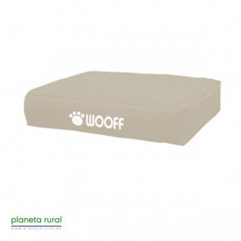 COLCHON WOOFF 110x70x15cm. GRIS