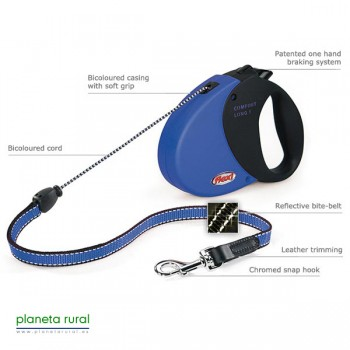 FLEXI COMFORT LONG 1 8MT 12KG AZUL
