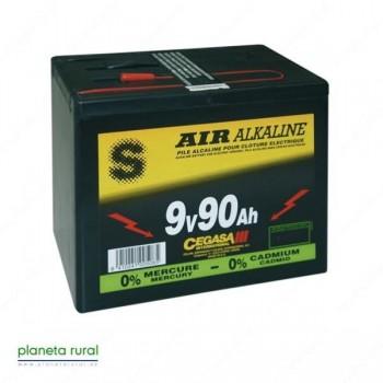 PILA PASTOR LATIGO ALCALINA 9V. 170 A/h.