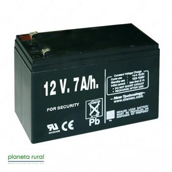 PILA RECARGABLE 12V. 7A/h