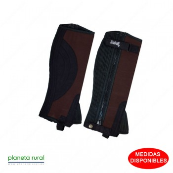 POLAINA NEOPRENO NIÑO W45 MARRON T.02