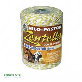 HILO PASTOR 6 HILOS 200 mt. CONDUCTOR AM/BL