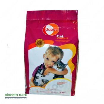 DAPAC CATS COMPLET 4 Kg.