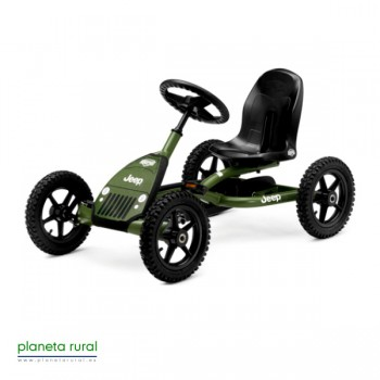 JEEP® JUNIOR PEDAL GO-KART
