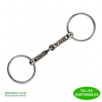 FILETE -PESSOA- ANILLAS C/BOLAS PAM10010213 13-5CM