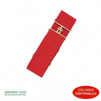 CINCHUELO MANTA ELASTICO 41033-3 ANCHO ROJO