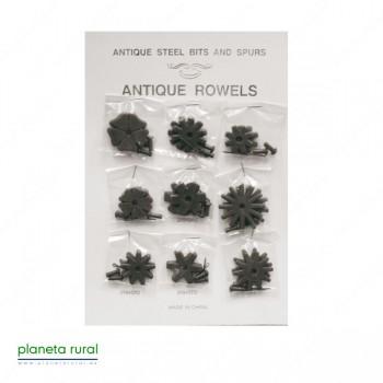 ESPUELA-RULETAS SUELTAS (9 PARES)