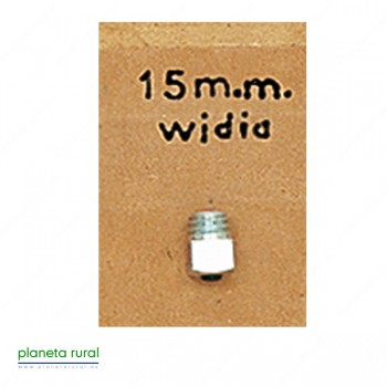 RAMPLON CON WIDIA 17MM (10UDS)TH-0215B17