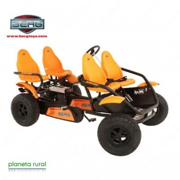 BERG E-GRAN TOUR OFF ROAD 4 SEATER