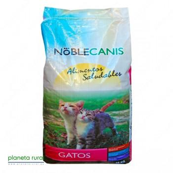 NOBLE CANIS GATOS RF 20 Kg.