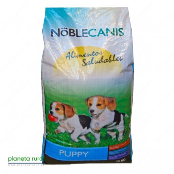 NOBLE CANIS PUPPY RF 20 Kg.