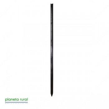 POSTE FIBRA DE VIDRIO 135 cm. x 16 mm.