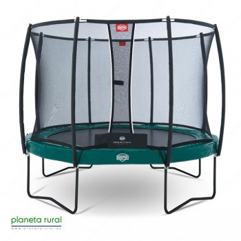 BERG ELITE+ REGULAR GREEN 380 + SAFETY NET T-SERIE