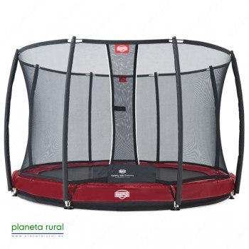 BERG ELITE+ INGROUND RED 430 + SAFETY NET T-SERIES