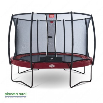 BERG ELITE+ REGULAR RED 430 TATTOO + SAFETY NET T-