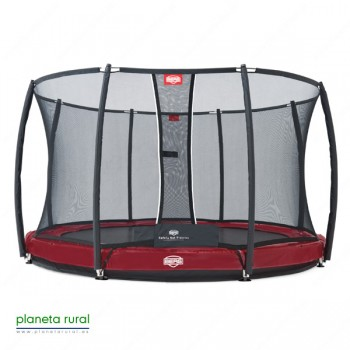 BERG ELITE+ INGROUND RED 430 TATTOO + SAFETY NET T