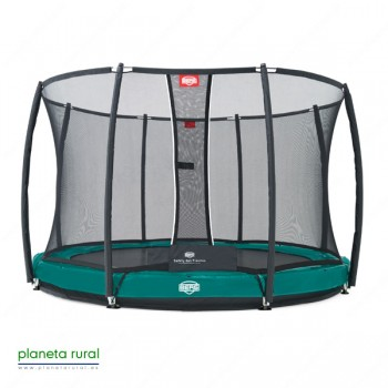 BERG ELITE+ INGROUND GREEN 430 TATTOO + SAFETY NET