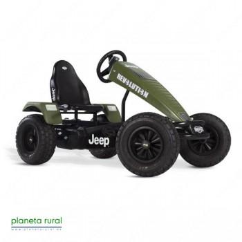 Jeep® Revolution pedal go-kart E-BF